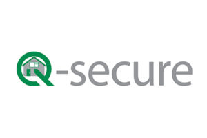 q-secure green and grey logo Hi Res